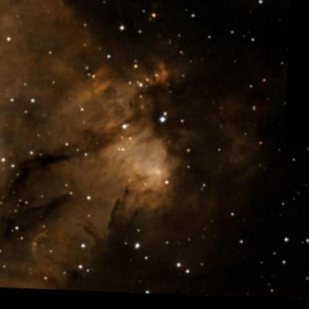 Image of NGC 896