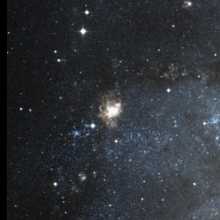 Image of NGC 604