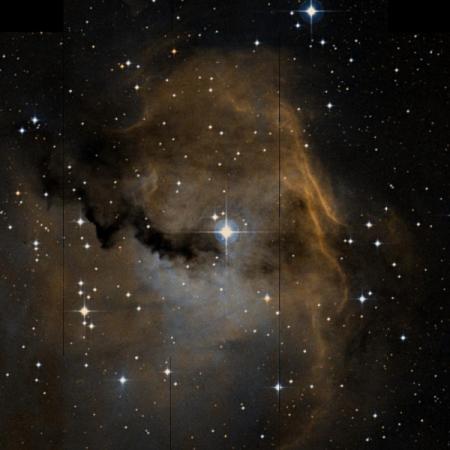 Image of Sh2- 292