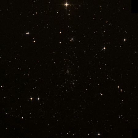 Image of Abell cluster 22