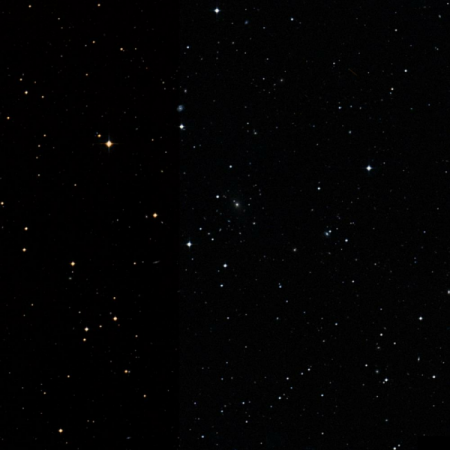Image of Abell cluster 208