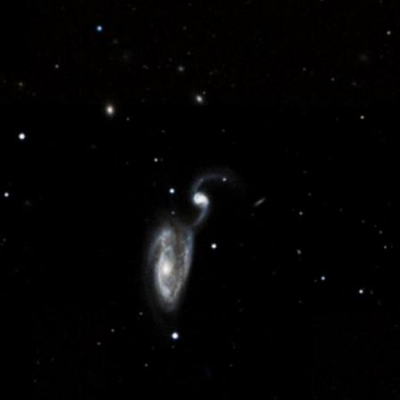 Image of NGC 5394