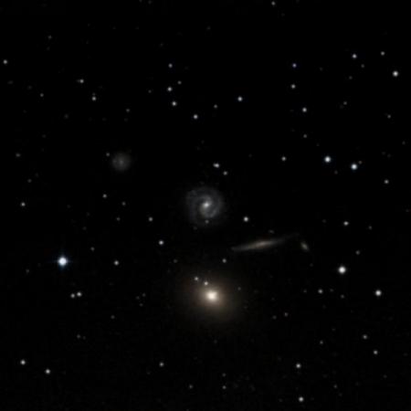 Image of NGC 1067