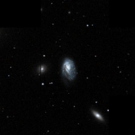 Image of NGC 4277