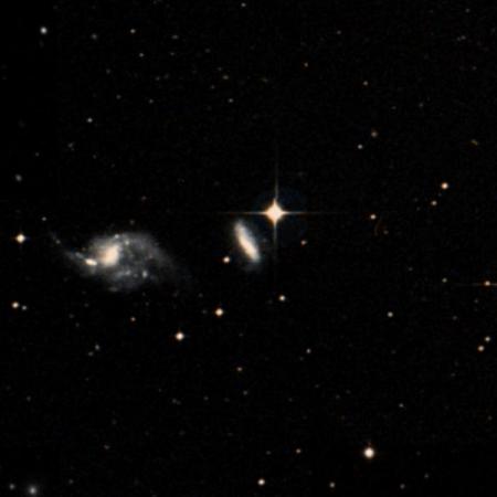 Image of NGC 3023