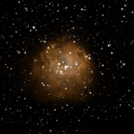 Image of NGC 1624