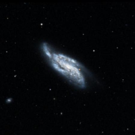 Image of NGC 4088