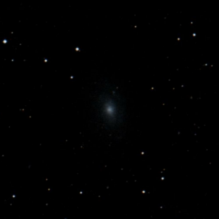 Image of Spindle Galaxy