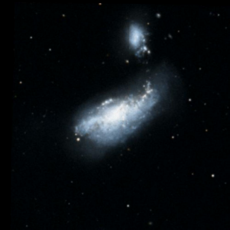Image of Cocoon Galaxy