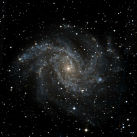 Image of Fireworks Galaxy