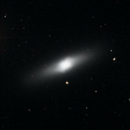 Image of Lost Galaxy