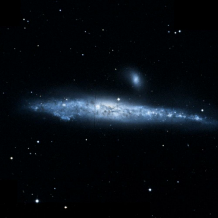 Image of Whale Galaxy