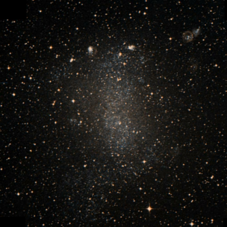 Image of Barnard's Galaxy