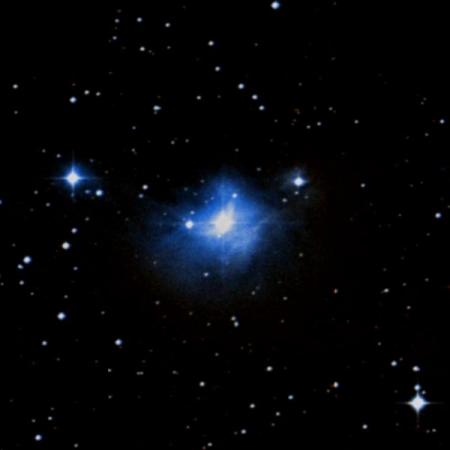 Image of NGC 2182