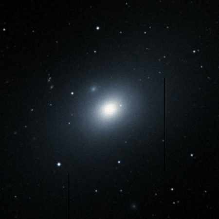 Image of Markarian's Chain