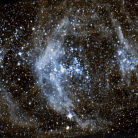 Image of NGC 1955