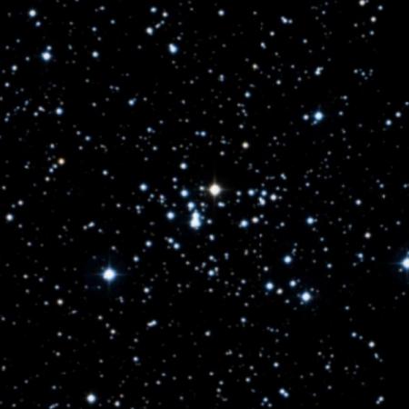 Image of NGC 2186