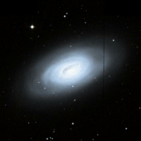 Image of Black Eye Galaxy