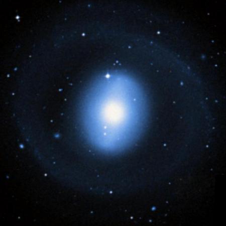 Image of NGC 1291