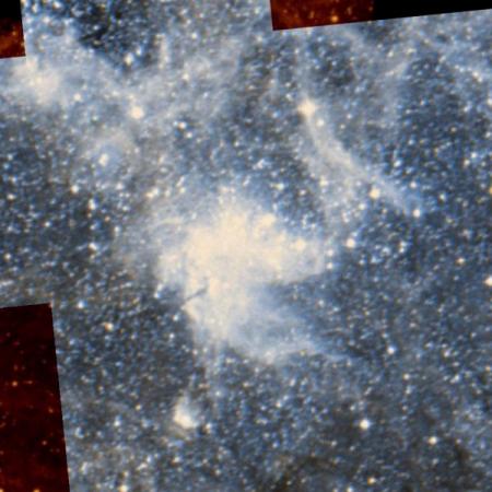 Image of NGC 2074