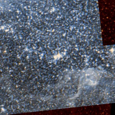 Image of NGC 2055