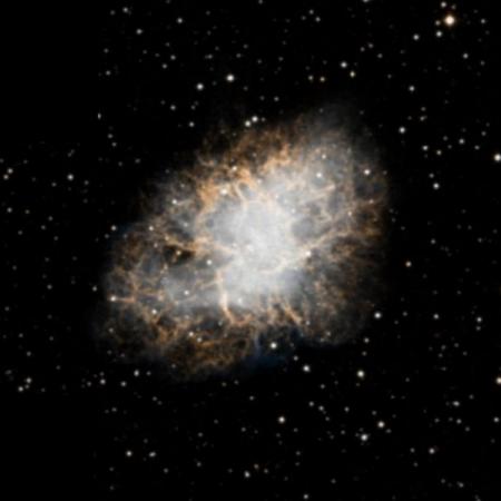 Image of Crab Nebula