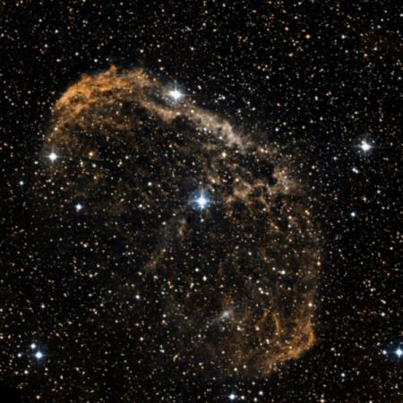 Image of Crescent Nebula