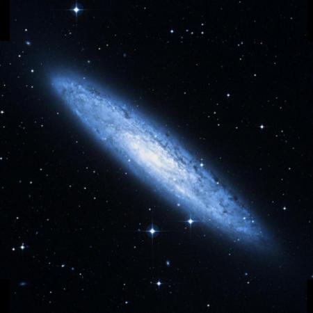 Image of Sculptor Galaxy