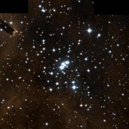 Image of NGC 6823