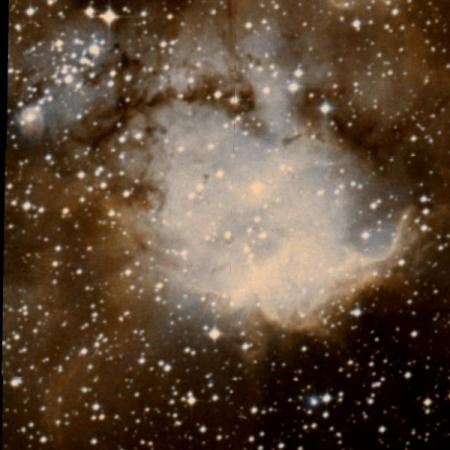 Image of NGC 2467