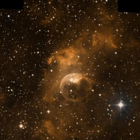 Image of Bubble Nebula