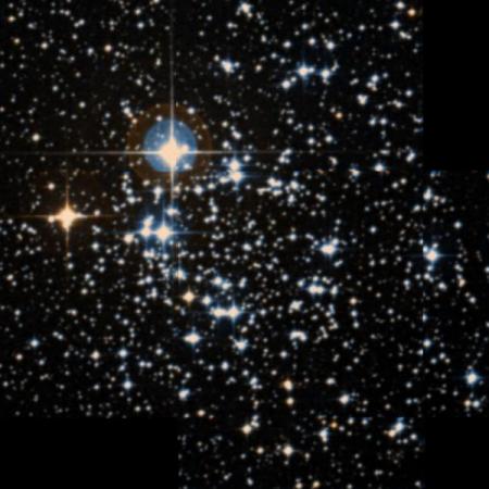 Image of NGC 2439