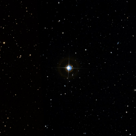 Image of HR 8658