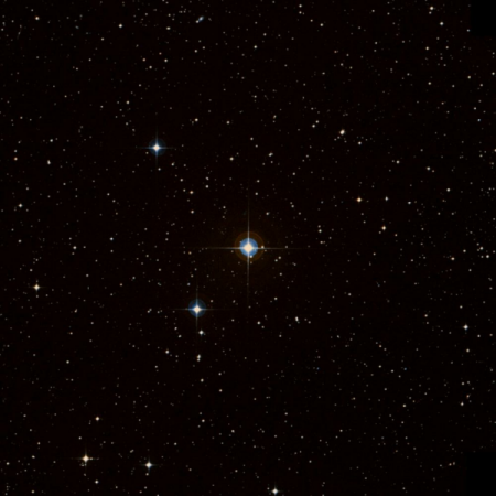 Image of HR 4376