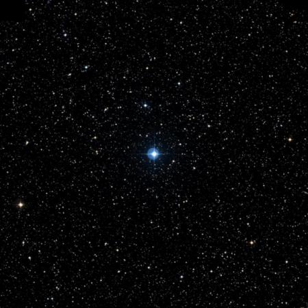 Image of HR 7580