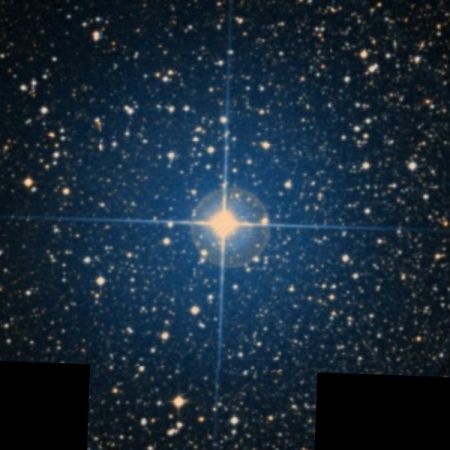 Image of Mu Normae Cluster