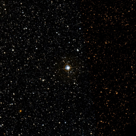 Image of HR 5598