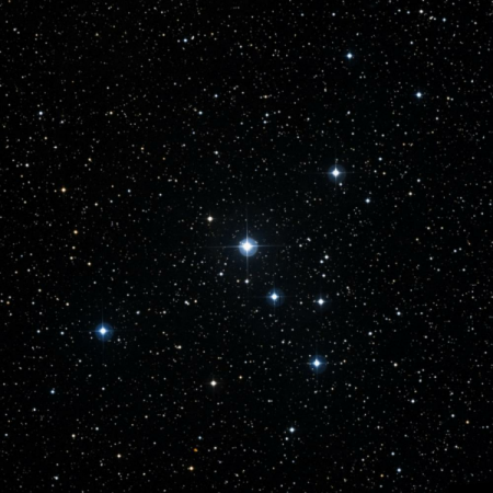 Image of HR 8345