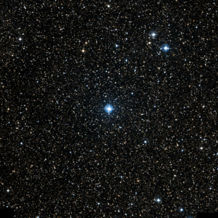 Image of HR 7556