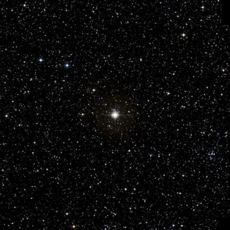 Image of HR 8589
