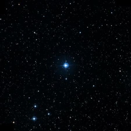 Image of HR 7993