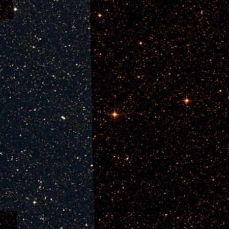 Image of HR 7038