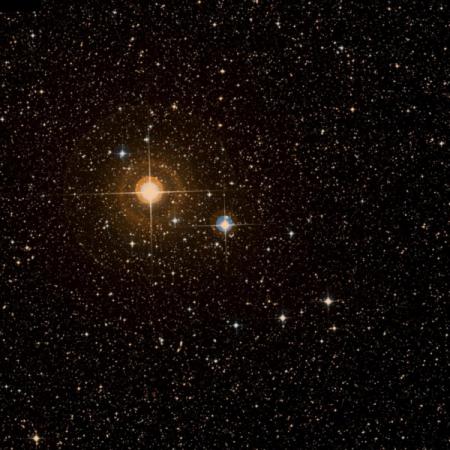Image of HR 3693