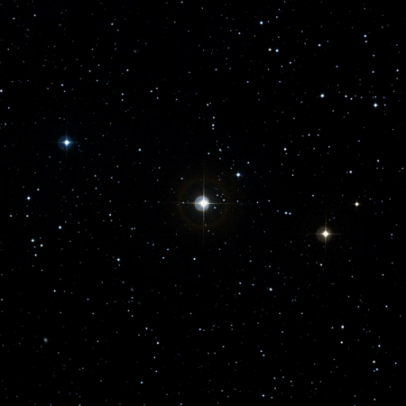 Image of HR 8587