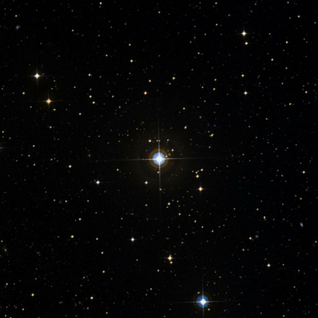 Image of HR 8646