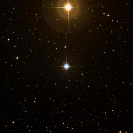 Image of X Cae