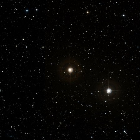 Image of HR 8609