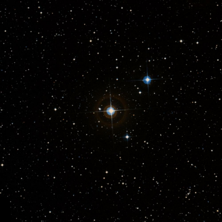 Image of HR 7732