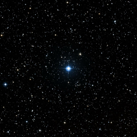 Image of HR 538