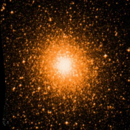 Image of NGC 2808